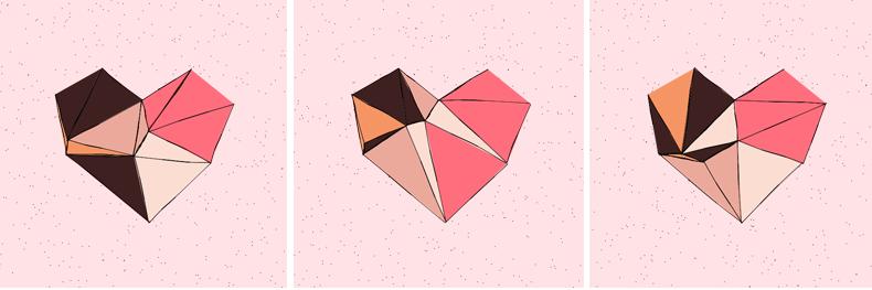 Stellar Blockchain Valentines