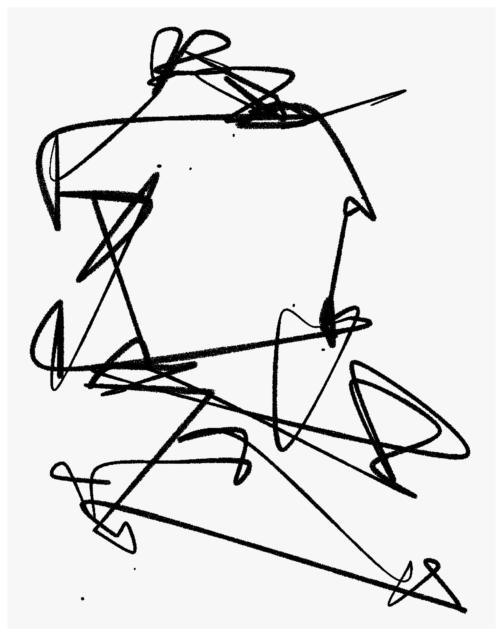 asemic equation 2436